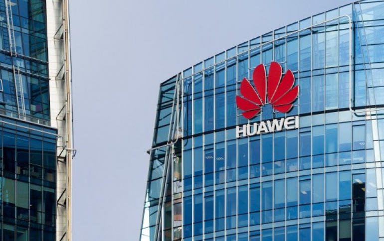 Huawei's Founder Denies U.S. Spying Claims