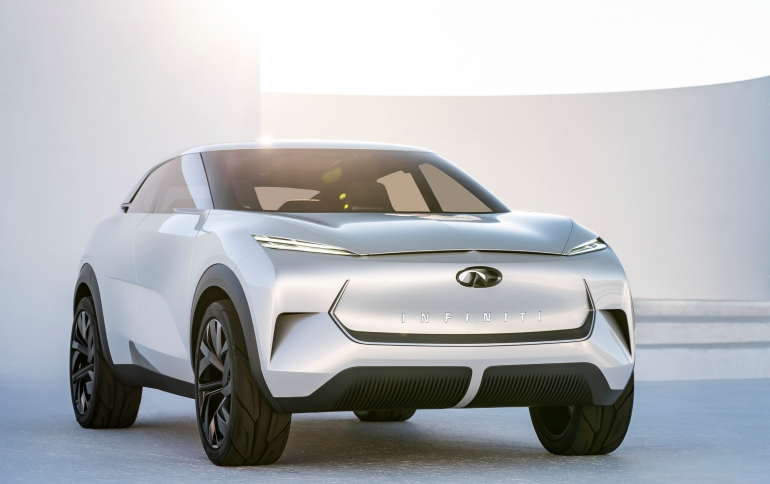 INFINITI QX Inspiration Concept is an Electric INFINITI for the Future
