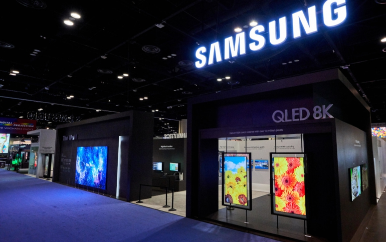 Samsung and LG Showcase New Business Signage Solutions at InfoComm 2019