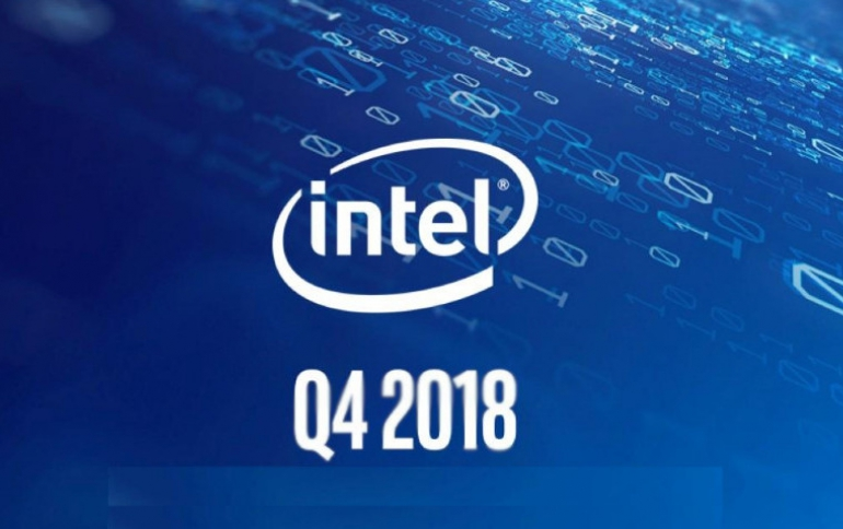 Intel Reports Q4 and Full Year Results