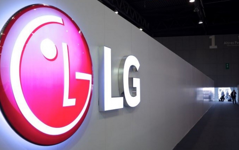 LG Electronics Sees 80 Percent Drop in 4Q Profit