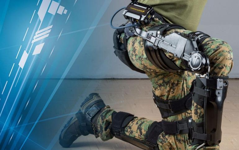 Lockheed Martin Develops Exoskeletons For Future U.S. Soldiers