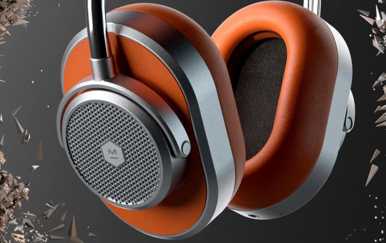 Master & Dynamic Introduces New MW65 Active Noise-Cancelling Wireless Over-Ear Headphones