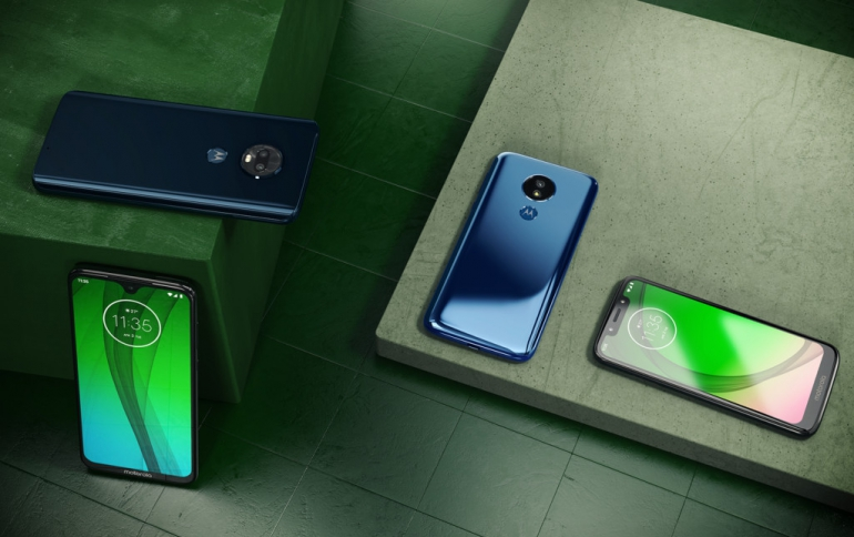 Meet the New moto g7 Series