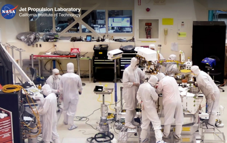 Nasa's Laboratory Was Hacked in 2018 Using a Raspberry Pi Computer