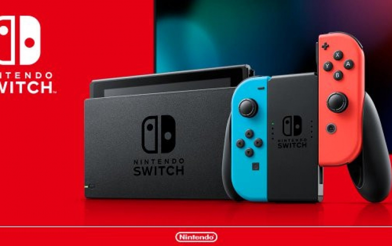 Updated Nintendo Switch Offers Improved Battery Life
