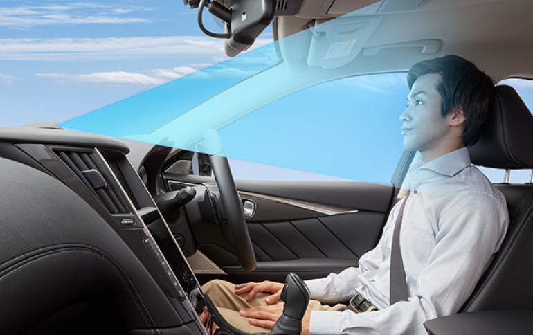 Nissan Skyline to Feature New Driver Assistance System