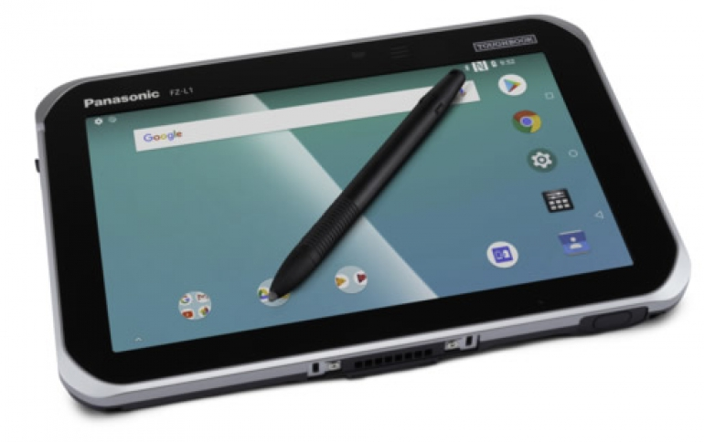 Panasonic Introduces New 7-inch Android Rugged Tablet for Customer-Facing Mobile Workers