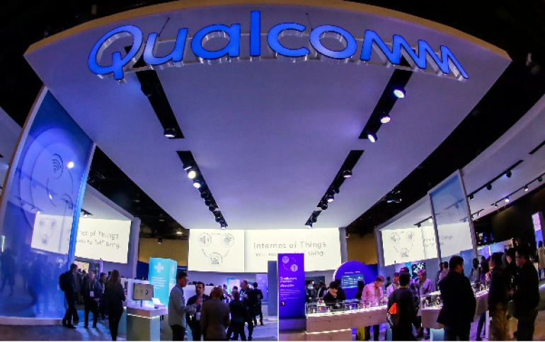 Qualcomm Pushes ITC to Ban Some iPhones
