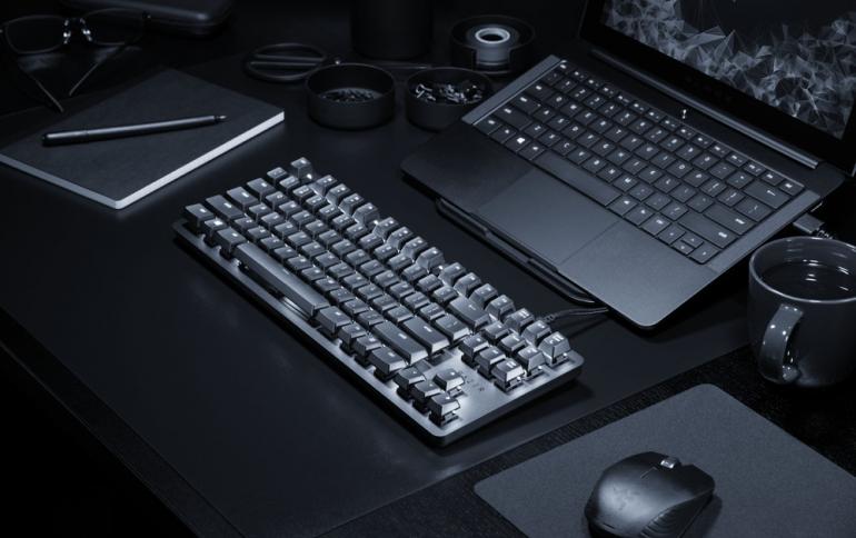 Razer Launches The BlackWidow Lite Mechanical Keyboard