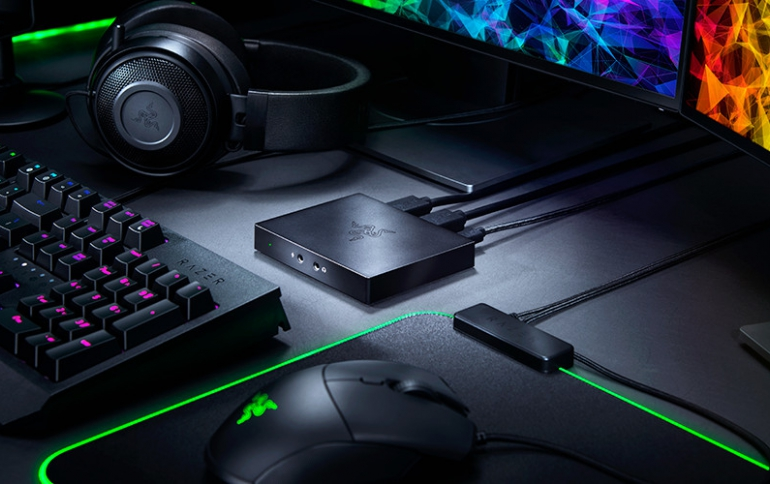 Razer Ripsaw HD Capture Card Released