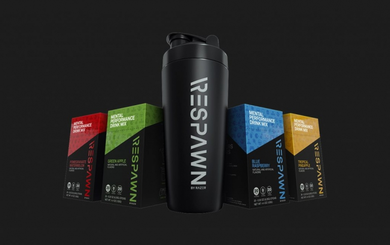 Razer Launches Energy Drink For Gamers