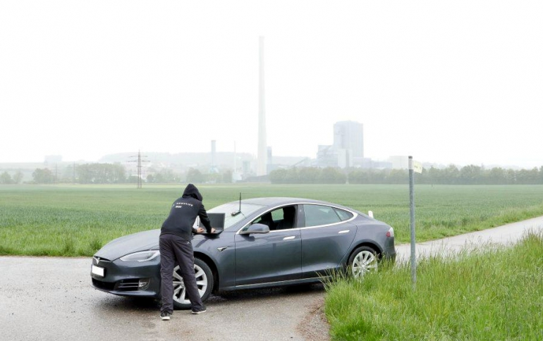 Cyber Security Firm Claims That Tesla Cars Are Vulnerable to GPS Spoofing Attacks