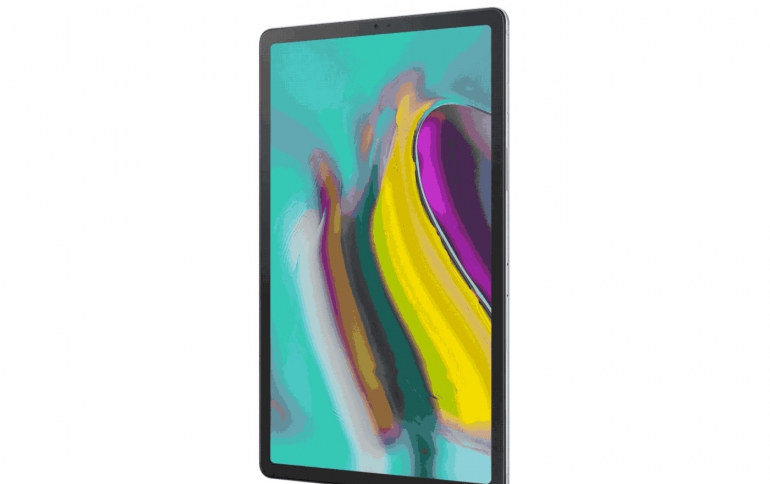 New Bixby-enabled Samsung Galaxy Tab S5e Coming in Q2 for $400