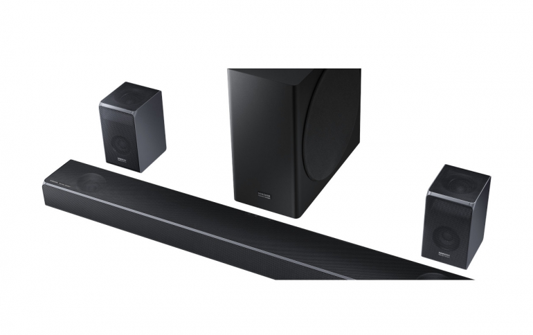 Samsung Launches 2019 Q Series Soundbar Line and 2019 Frame TV