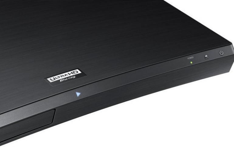 Samsung Abandons the 4K Blu-ray Player Market