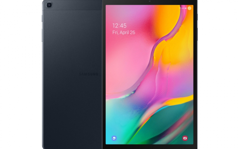 Samsung Galaxy Tab S5e and the Galaxy Tab A 10.1 Available in the U.S.