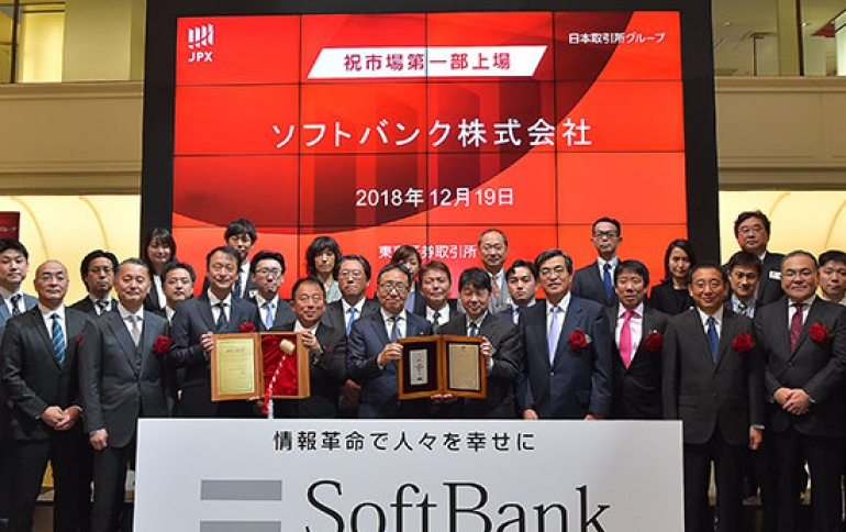 "SoftBank Launches New $108 Billion ""Vision Fund 2"""