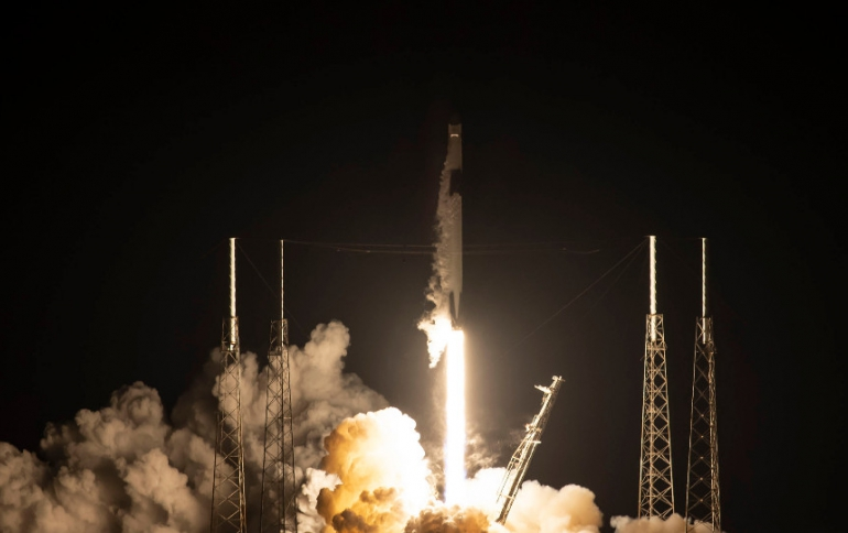 SpaceX Launches Cargo Mission For NASA