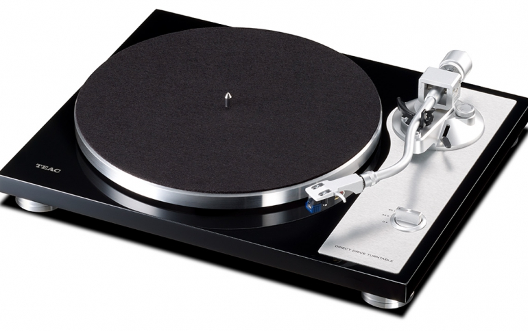 TEAC TN-4D Turntable Coming This Quarter