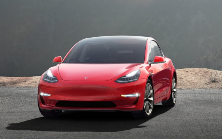 Tesla Begins Offering Leases for Model 3, Makes Autopilot Standard