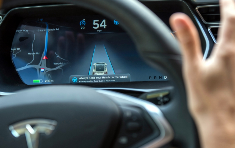 Tesla Lowers Price of Autopilot Upgrade