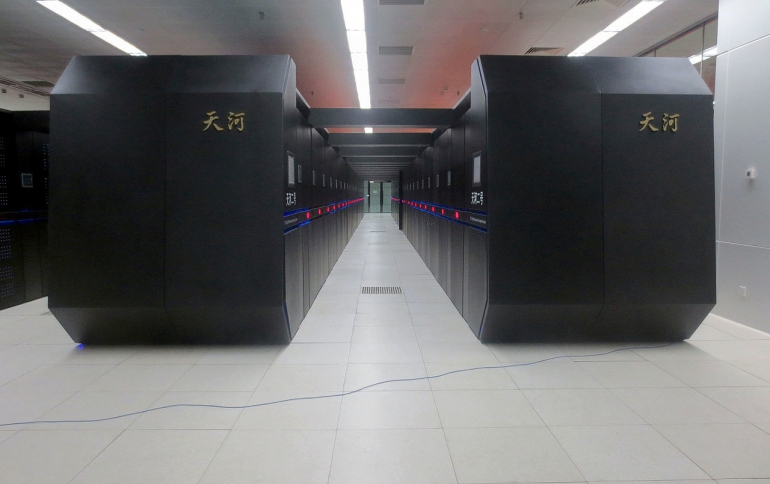 China Tests New Tianhe-3 Exascale Supercomputer