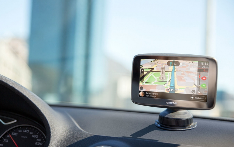 TomTom Collaborates With Delphi Technologies and DENSO