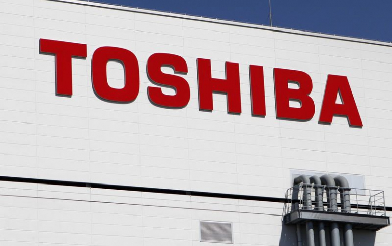 Toshiba Memory Uses New Bridge Chip Using PAM 4 to Boost SSD Speed and Capacity