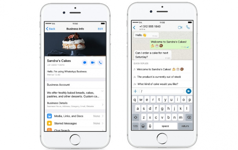 WhatsApp Business App Coming to the iPhone