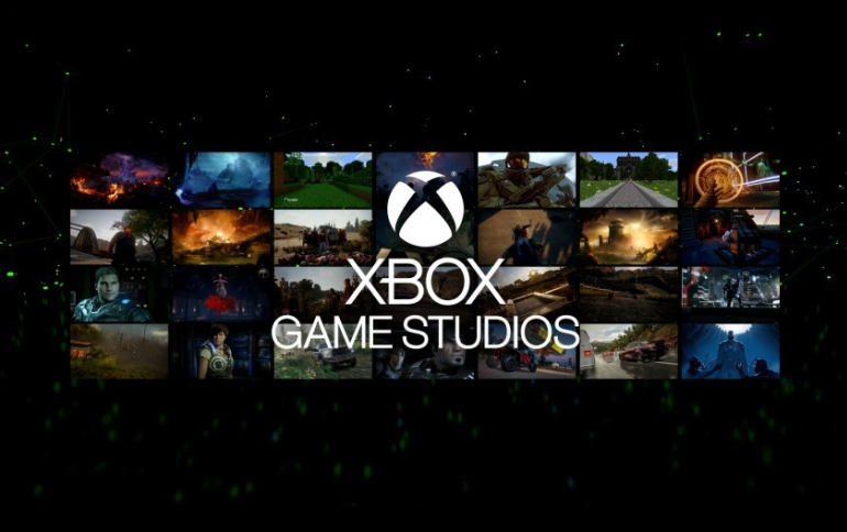 Microsoft's Game Division Renamed to Xbox Game Studios