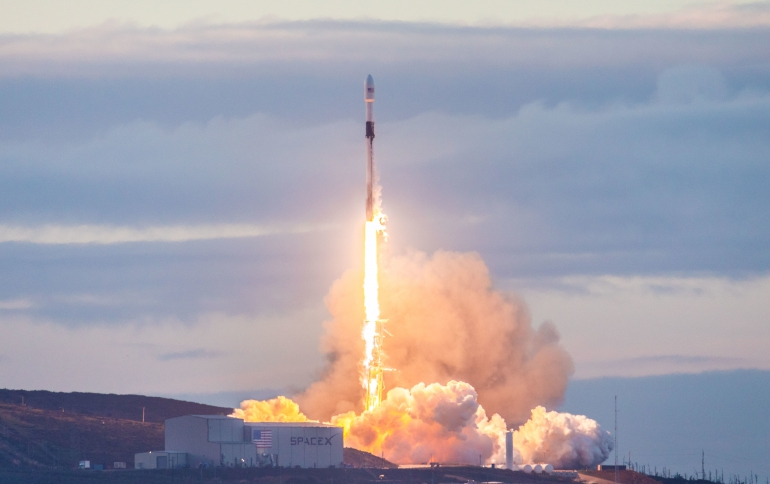 SpaceX Launches And Lands Its First Rocket For This Year