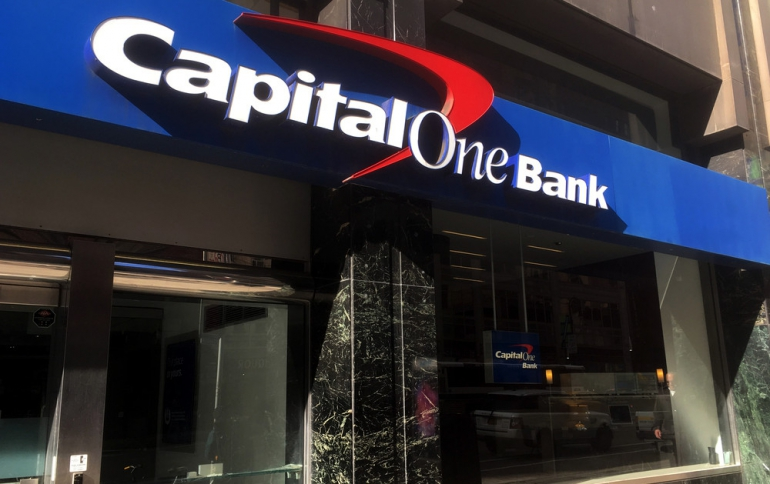Capital One Says Information of 100 million People Leaked