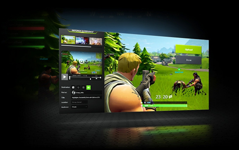 Nvidia Patches Security Vulnerability in GeForce Experience