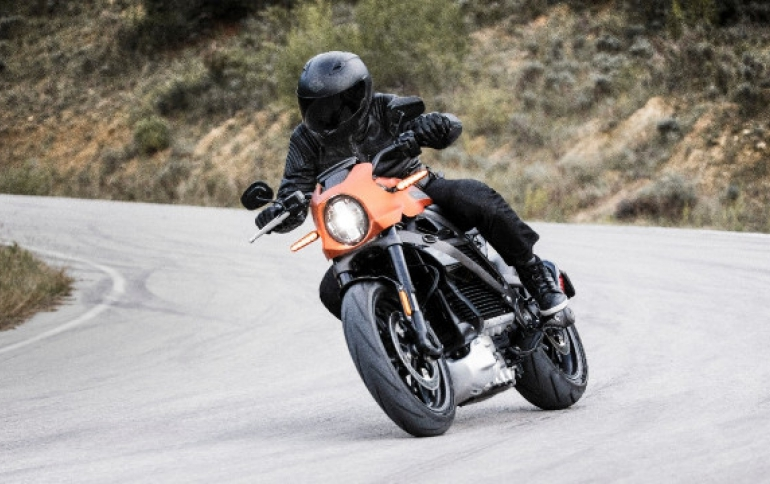 Harley Davidson Details Electric 2020 LiveWire Motorcycle and New Electric Bicycles