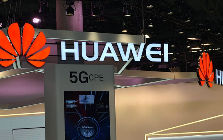 Italy Said to Ban Huawei From its 5G Plans