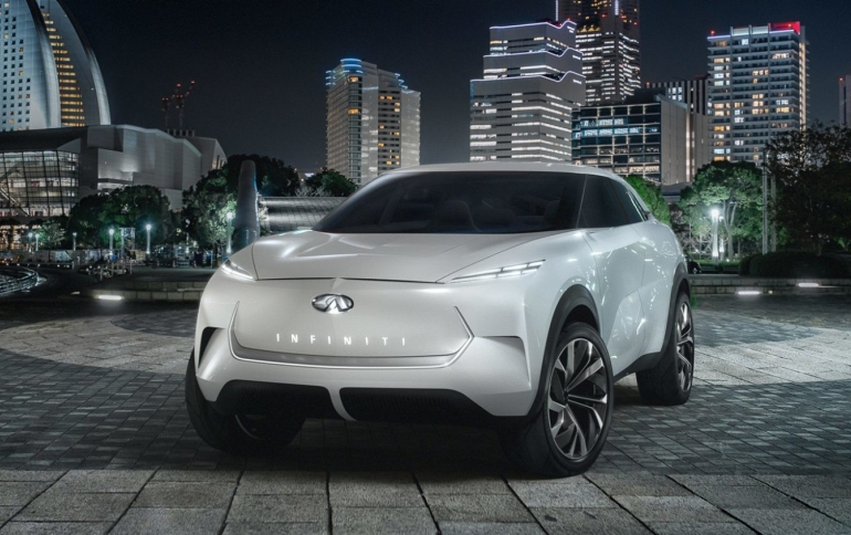 INFINITI Unveils the QX Inspiration Electric Concept SUV