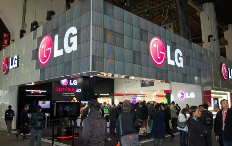 LG's Foldable Smartphone Said to be Privately Showcased at MWC 2019