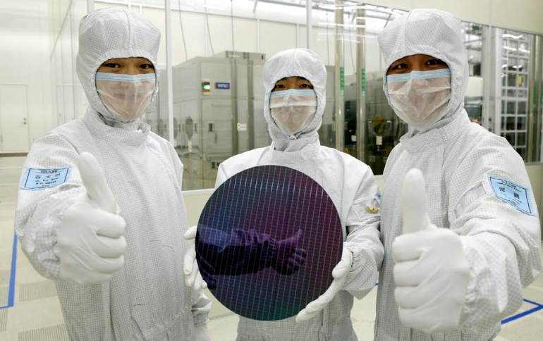 China IC Production Forecast to Double Over Next 5 Years