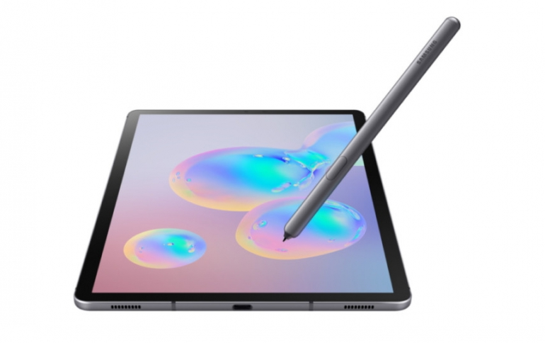The Samsung Galaxy Tab S6 Tablet Enhances Your Creativity and Productivity