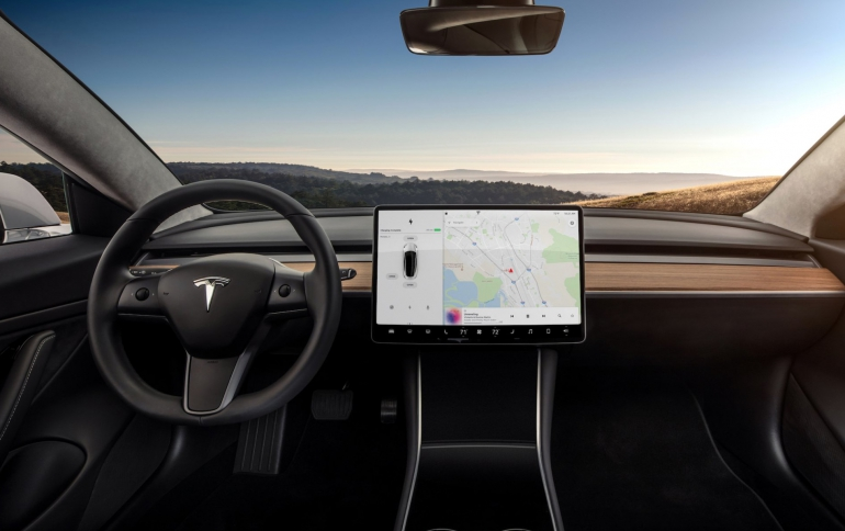 Tesla to Offer Leasing Plan for Model 3: report
