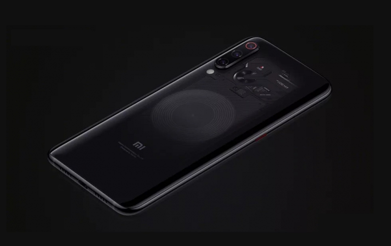 """Xiaomi to Unveil """"See-through""""  Mi 9 Smartphone at MWC"""