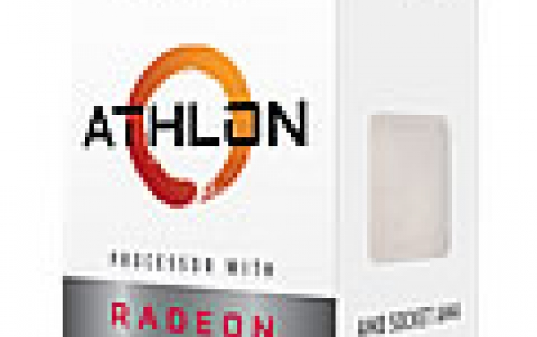 "AMD Releases New ""Zen"" Based Athlon Desktop Processors, 2nd Generation Ryzen PRO Desktop Processors"