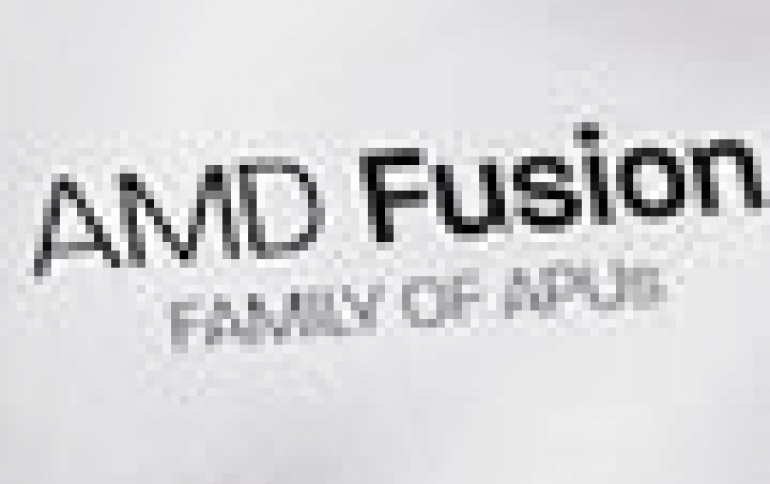 AMD Boosts Its AMD Fusion APUs for Notebooks, Ultrathins,  All-in-Ones and Desktops