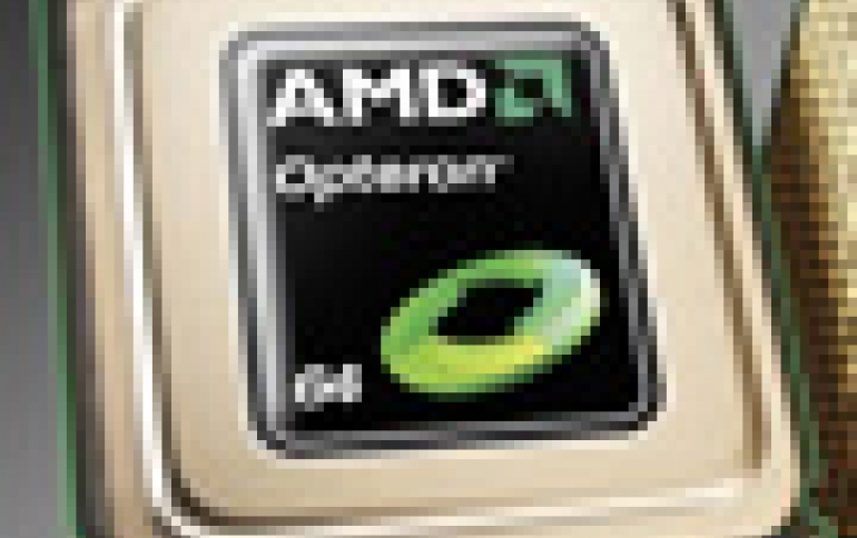 AMD Releases Opteron 4100 Series of Processors