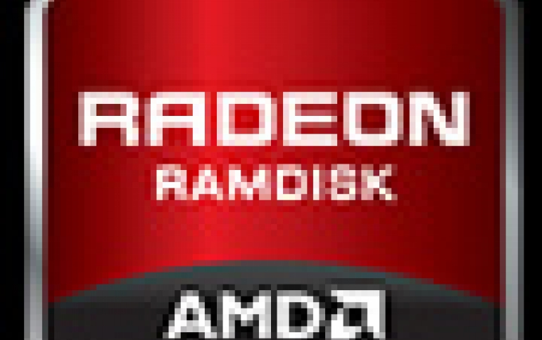 AMD RamDisk Software Promises To Boost Your PC
