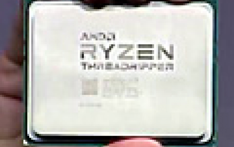 Benchmarks With the 32-core AMD Threadripper Appear Online