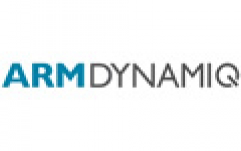 ARM DynamIQ Cluster Technology Boosts AI Instruction Performwnce By 50x