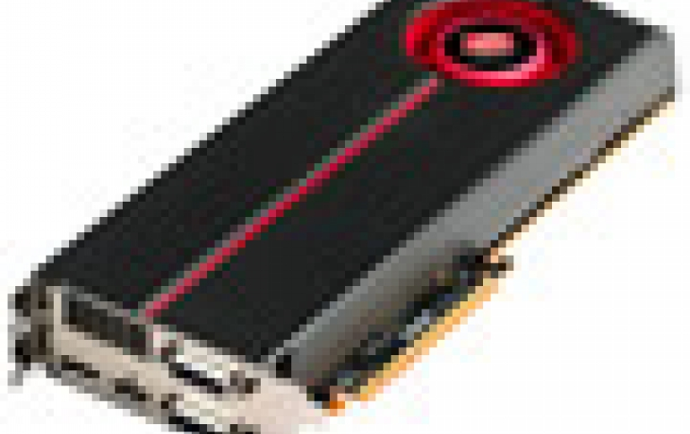 AMD Ships ATI Radeon HD 5800 Series DirectX 11-Compliant Graphics Cards