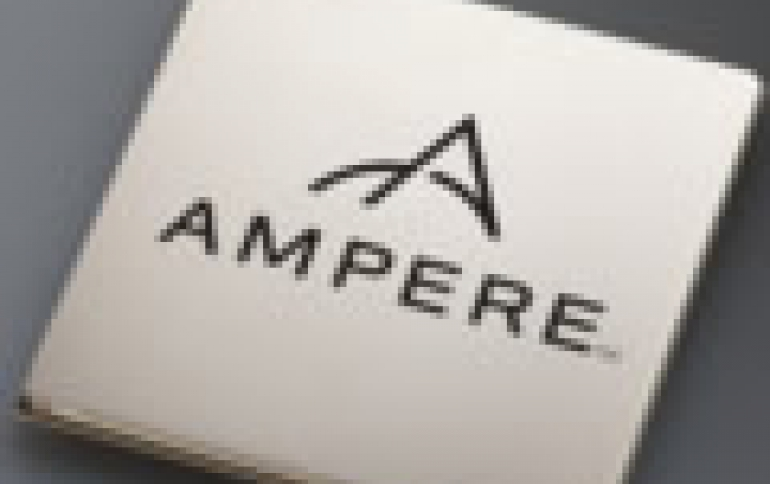 Headed by Intel's Former President, Ampere Releases First Chips